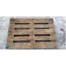 Поддон деревянный - 1200х800 мм (ПС0001/2СС)